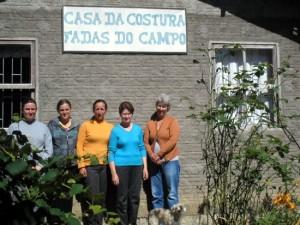 Grupo de costureiras Fadas do Campo